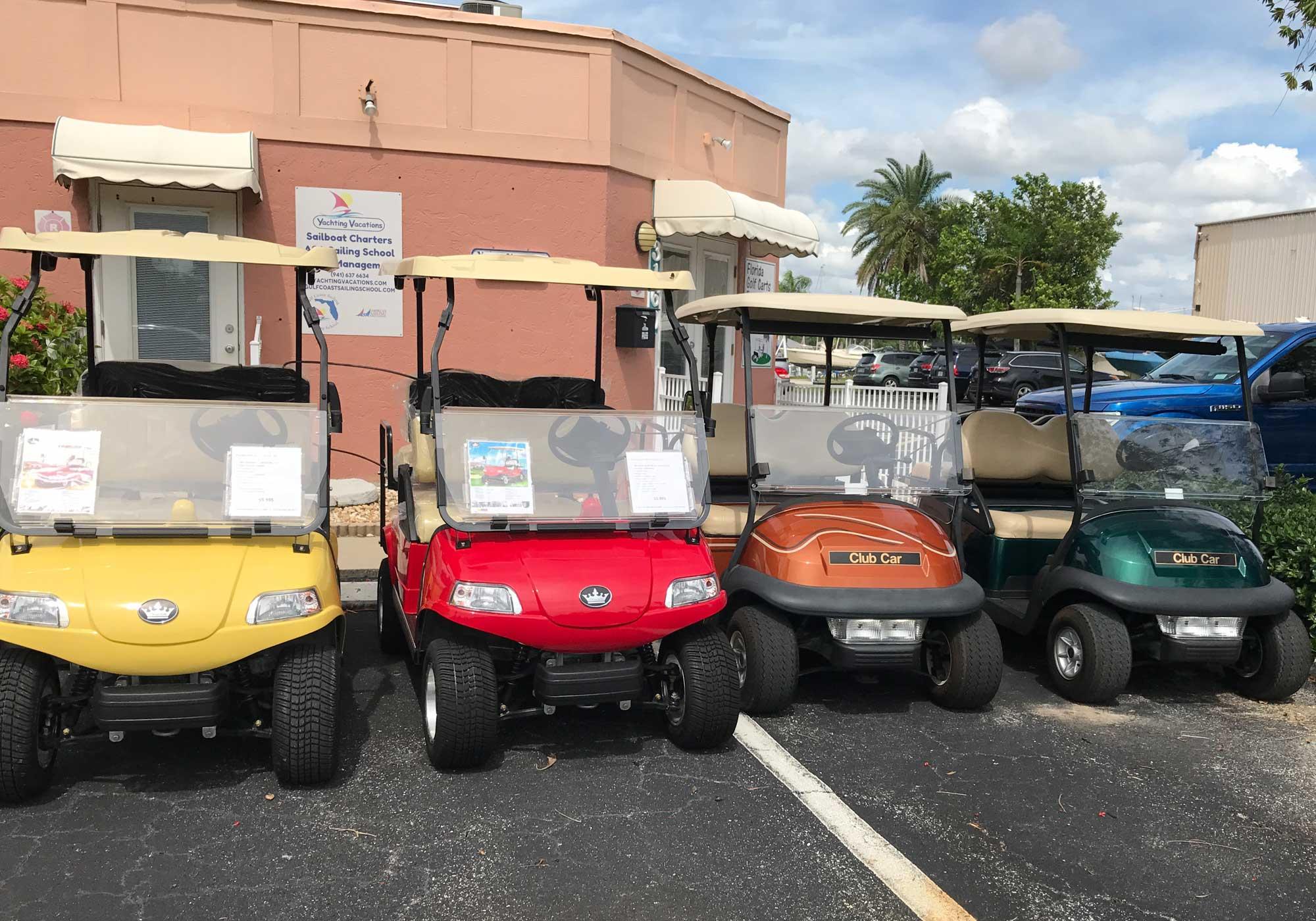 on serving line golf cart.html